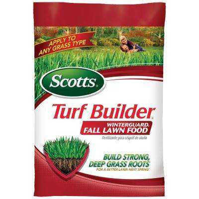 Turf Builder 37.5 lb. 15,000 sq. ft. WinterGuard Fall Lawn Fertilizer