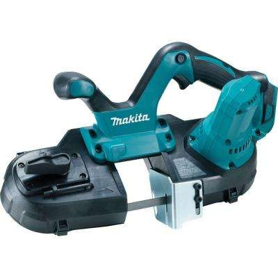 18-Volt LXT Lithium-Ion Cordless Compact Band Saw (Tool-Only)