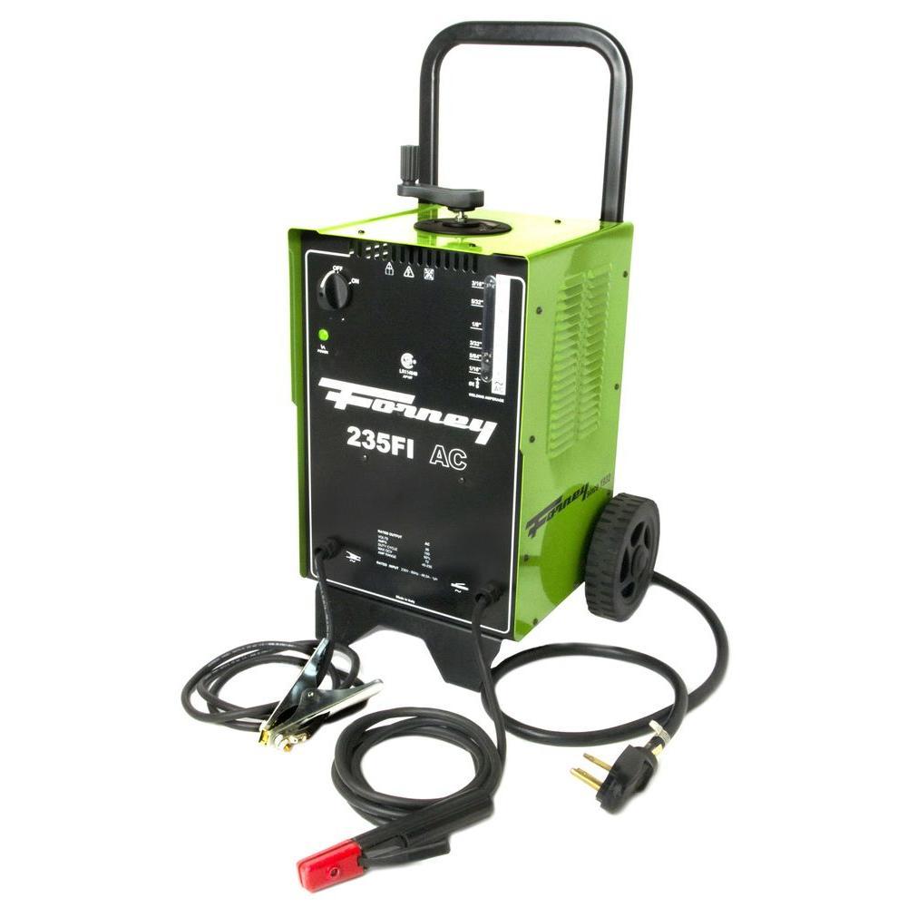 Forney 230-Volt 230-Amp 235FI AC Arc Welder