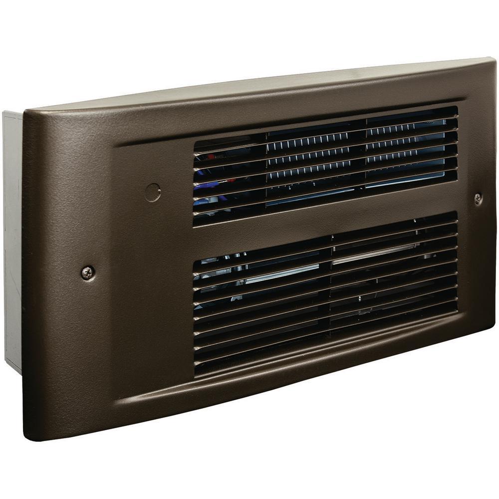 PX 120-Volt, 1500-Watt, Electric Wall Heater in Oiled bronze