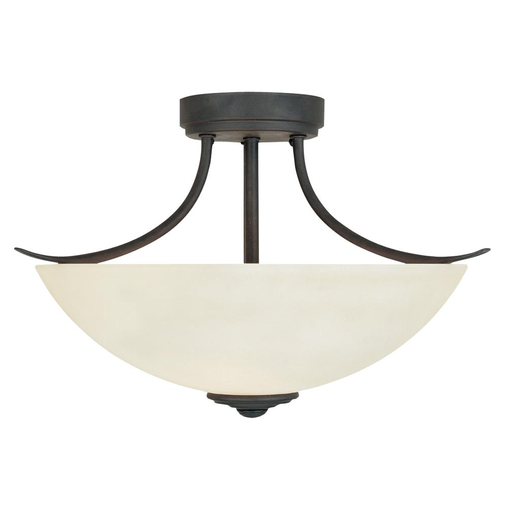 Kitchen Lighting Montreal: Designers Fountain Montreal 2-Light Oil Rubbed Bronze