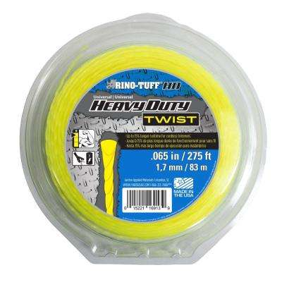 Universal 0.065 in. x 275 ft. Heavy-Duty Twist Cordless Electric Trimmer Line