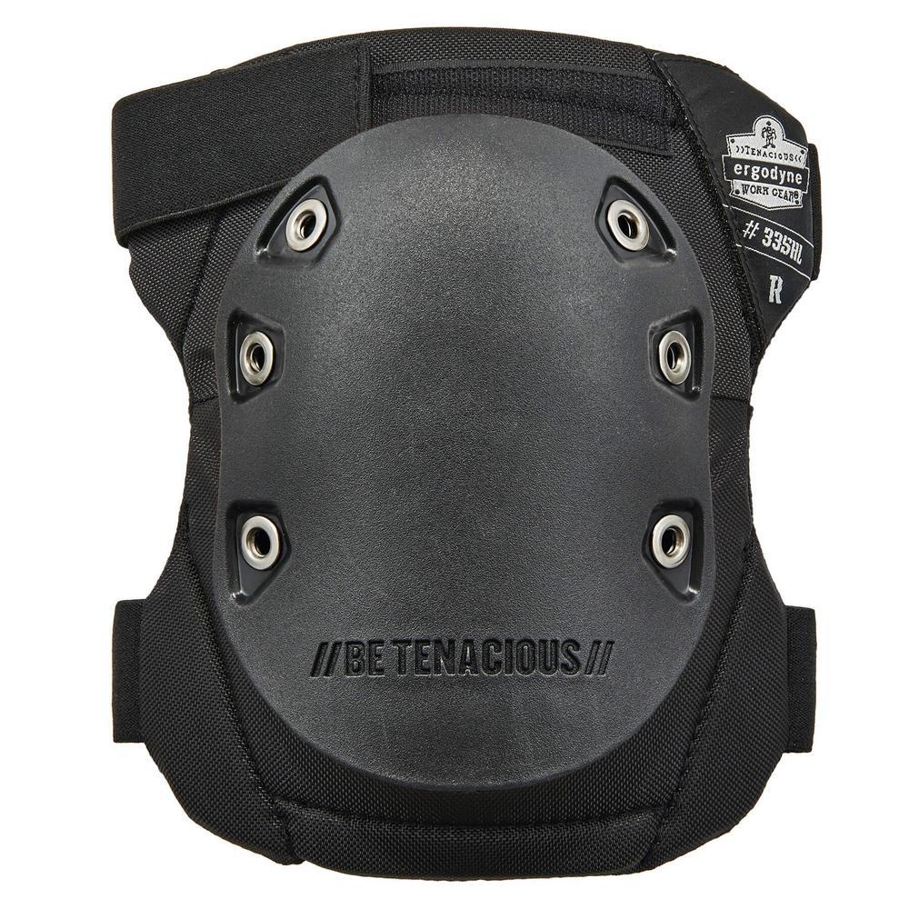 Slip Resistant Rubber Cap Knee Pads