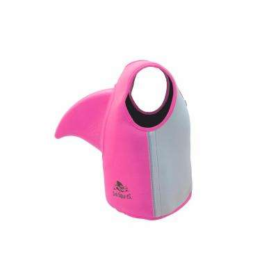 Pink Dolphin Small Swim Assist