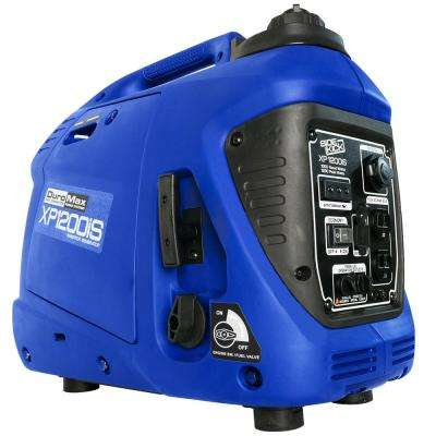 1, 000-Watt Gasoline Powered Recoil Start Portable Generator