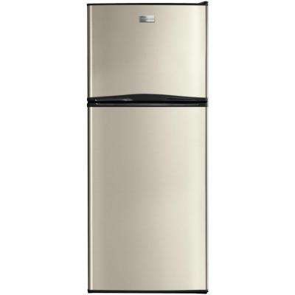 12 cu. ft. Top Freezer Refrigerator in Silver Mist