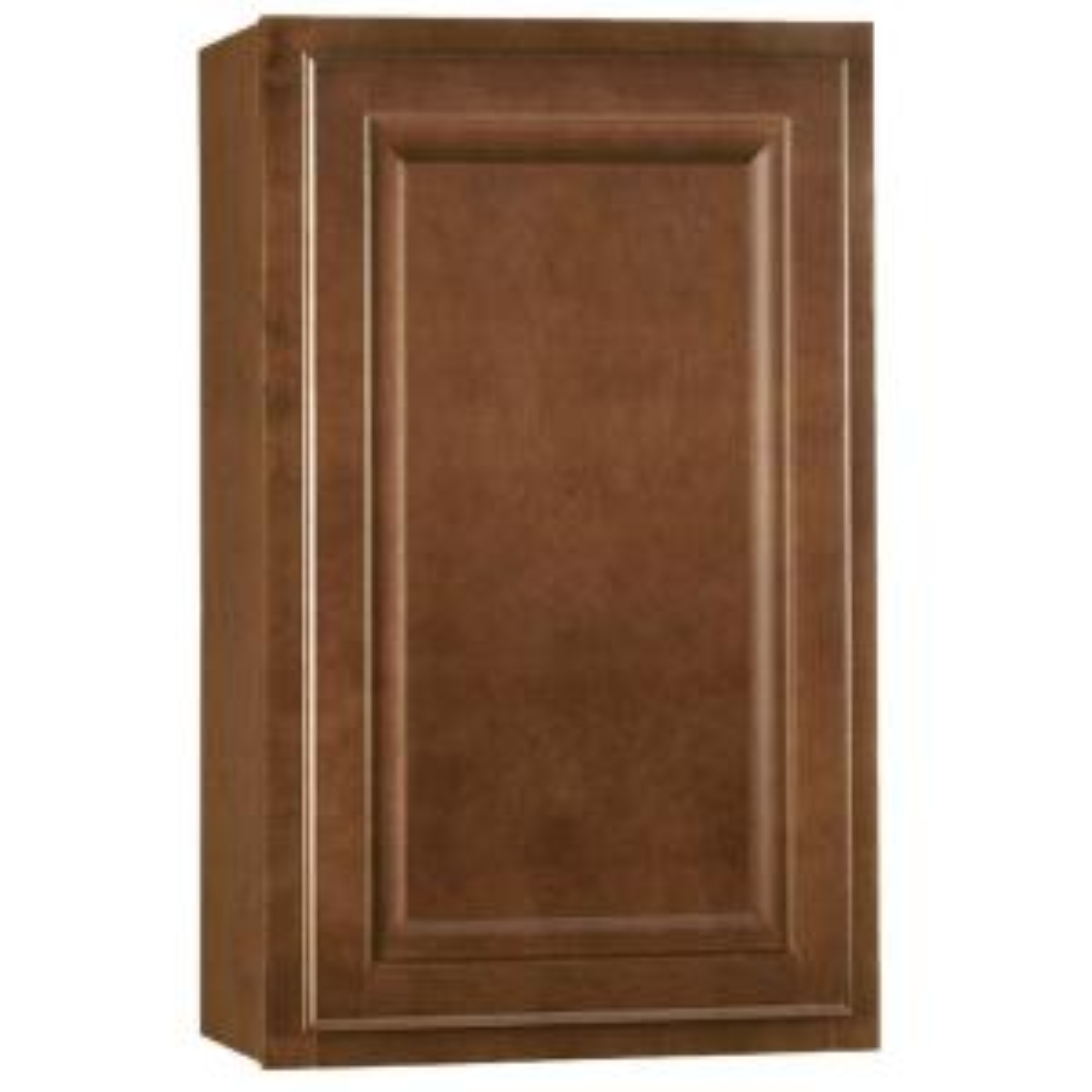 Kitchen Cabinets You Assemble Yourself hampton bay hampton assembled 30x12x12 in. wall bridge kitchen