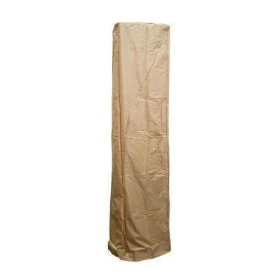 HVD-SGTCV-ECON Tan/Camel Tall Durable All Season Waterproof UV Protected Heater Cover