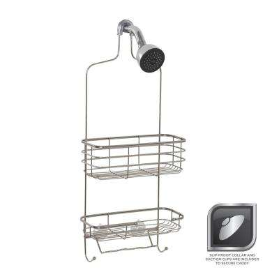 Over-the-Showerhead Caddy in Chrome