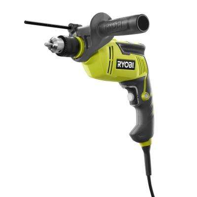 6.2 Amp Corded 1/2 in. Variable Speed Hammer Drill