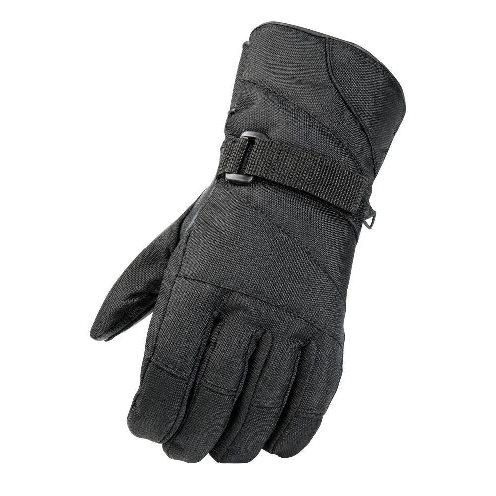 Graphite Snow 2X-Large Black Glove