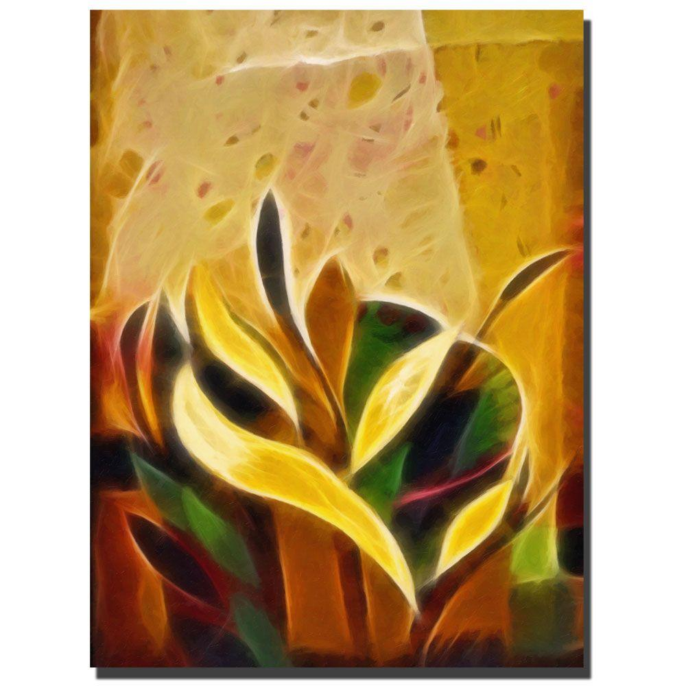 Trademark Fine Art 18 in. x 24 in. Sprout Canvas Art