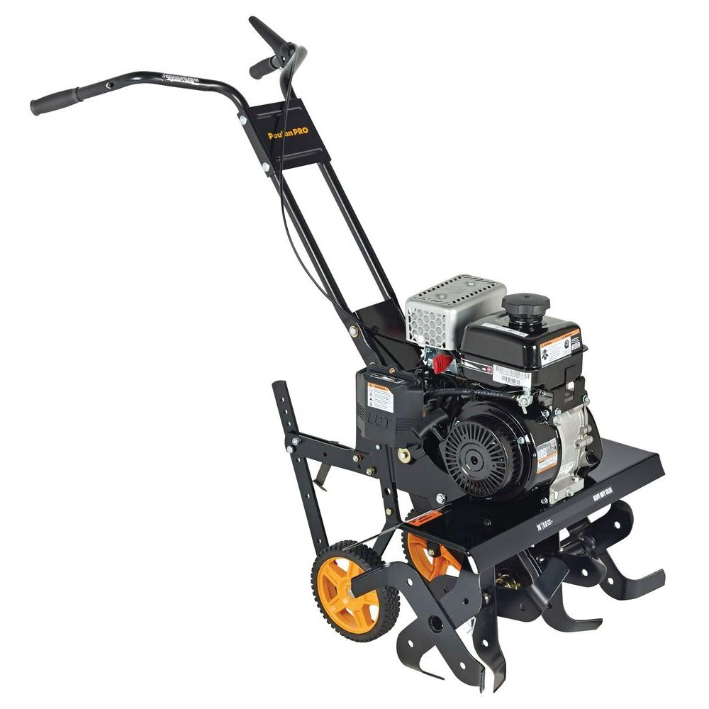 Poulan PRO 26 in. 208cc Front-Tine Gas Tiller