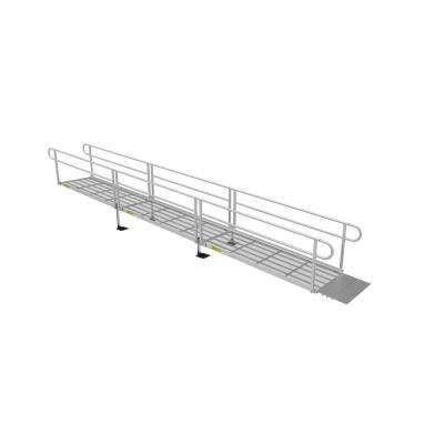 24 ft. Expanded Metal Ramp Kit