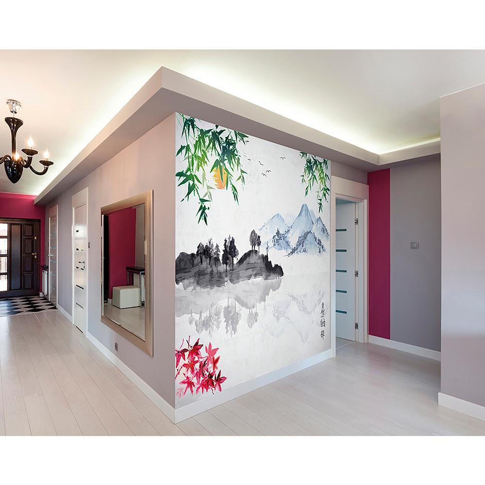 Chinese Lake Wall Mural