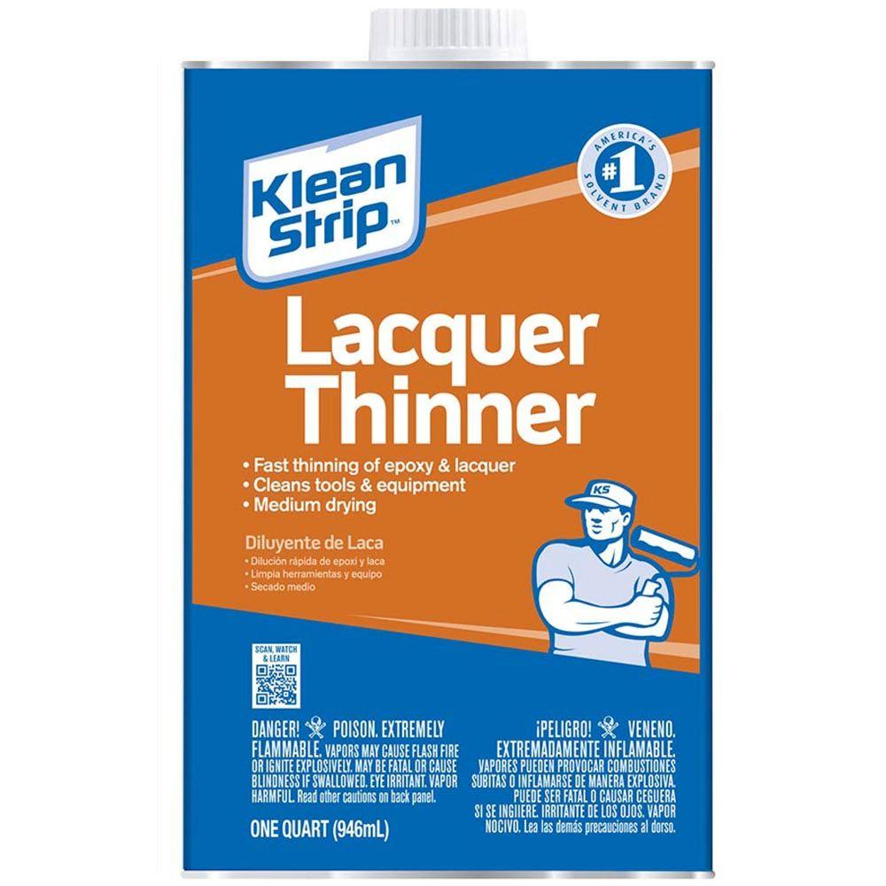 Klean-Strip 1 qt. Lacquer Thinner