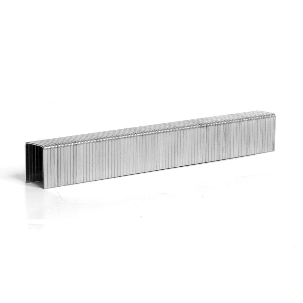T50 1/2 in. Leg x 3/8 in. Crown Galvanized Steel Staples