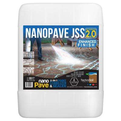 46 lb. NanoPave JSS Gloss 2-in-1 Joint Stabilizer and Sealer Bottle