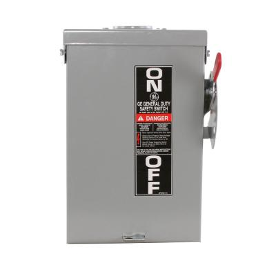 30 Amp 240-Volt Non-Fused Outdoor General-Duty Safety Switch