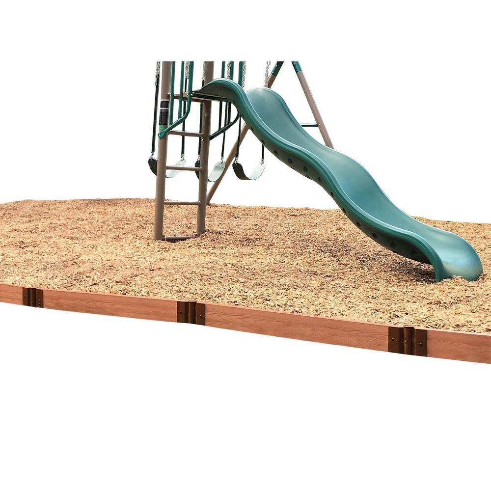 16 ft. Playground Border Kit