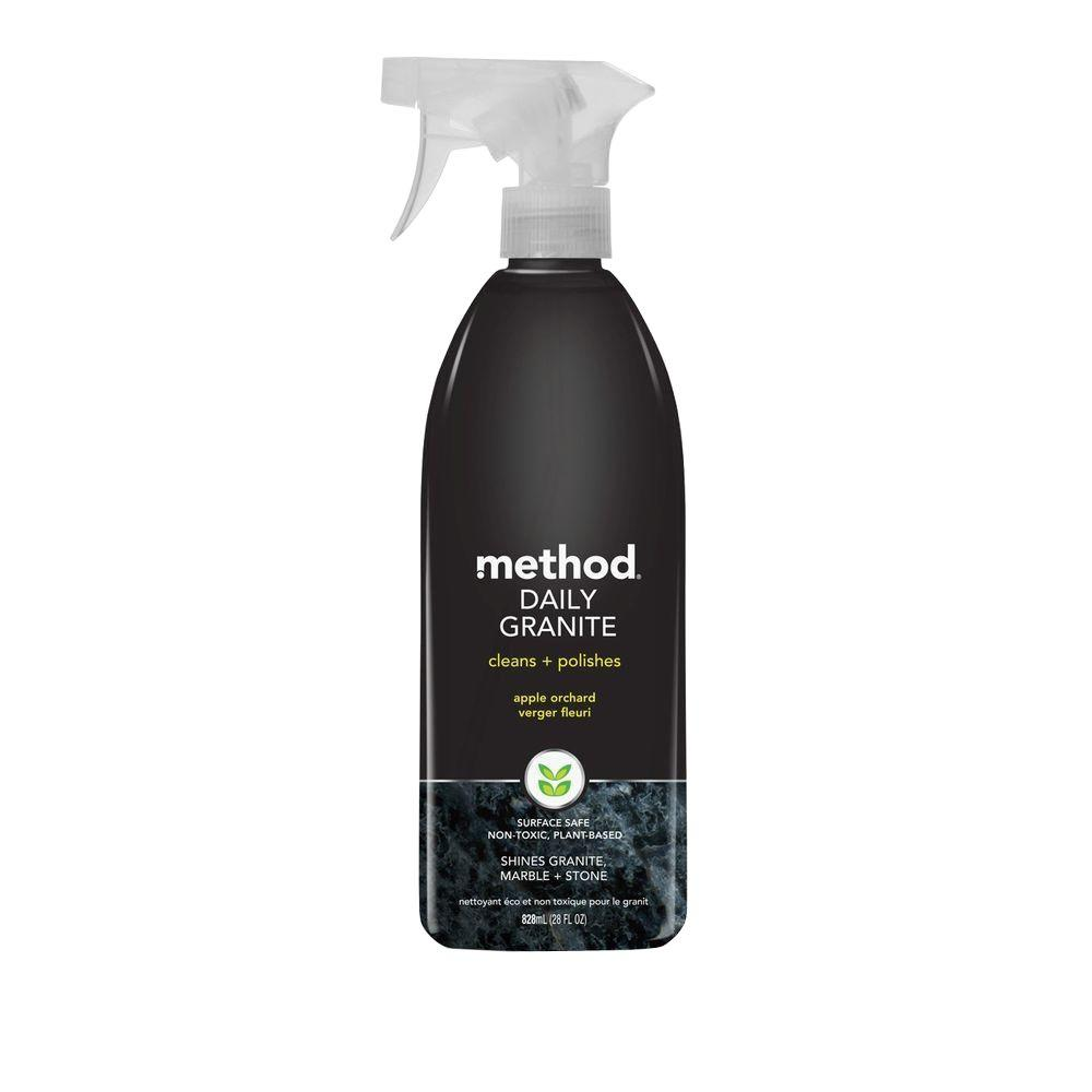 Method 28 oz. Daily Granite Cleaning and Polishing Spray
