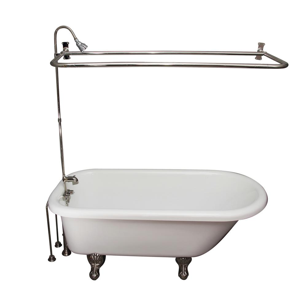 Barclay White Faucet White Barclay Faucet