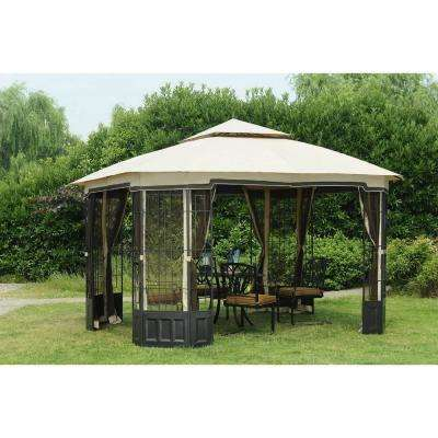 Replacement Canopy set for L-GZ804PST Bethany Gazebo