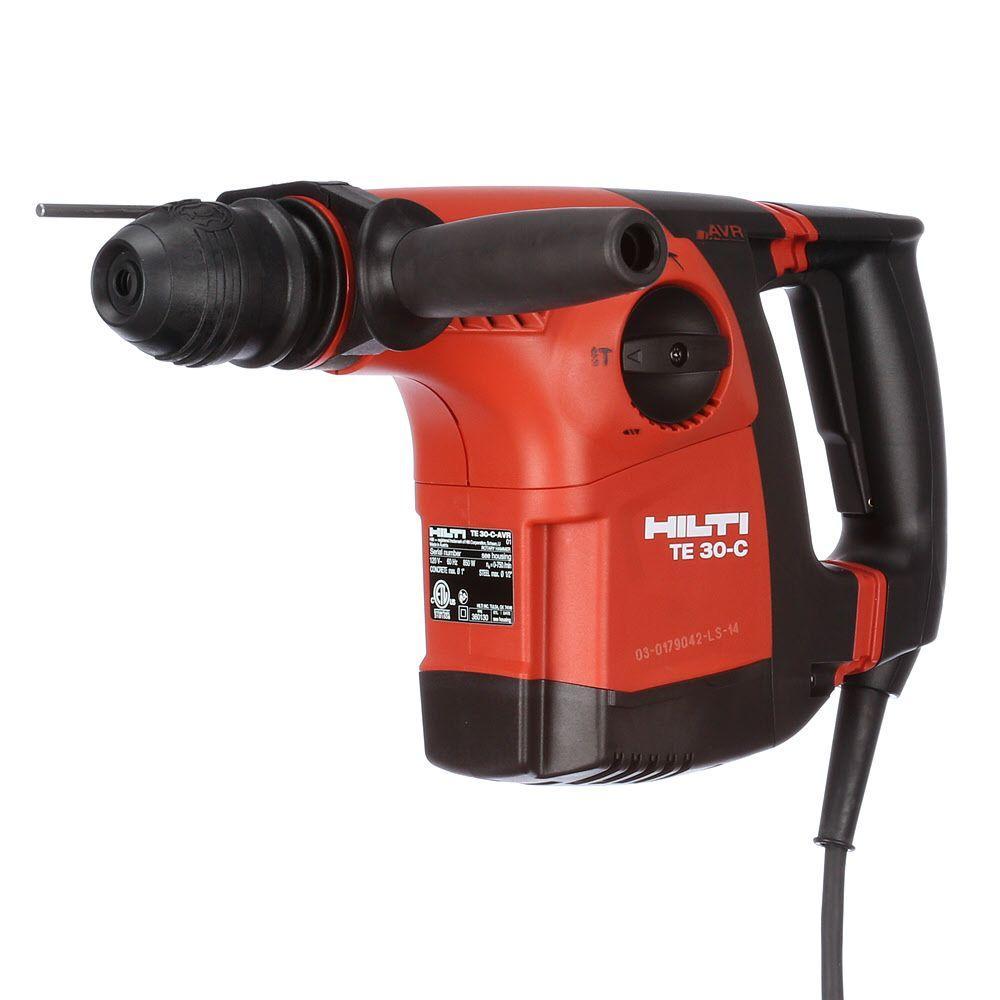 TE 30-C 120-Volt SDS-Plus Hammer Drill Kit