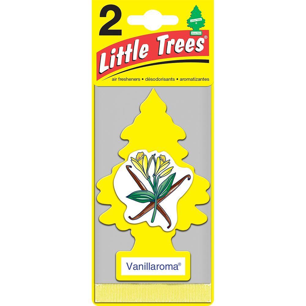 null Vanillaroma Scent Air Freshener (2-Pack)