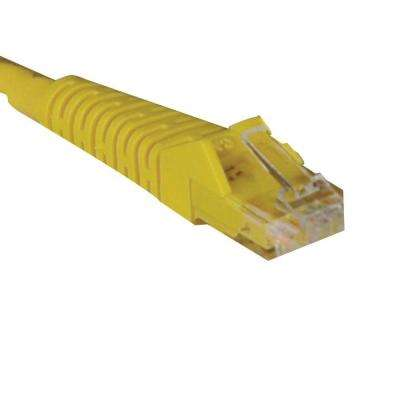 20-ft. Cat6 Gigabit Snagless Patch Cable RJ45M/M - Yellow
