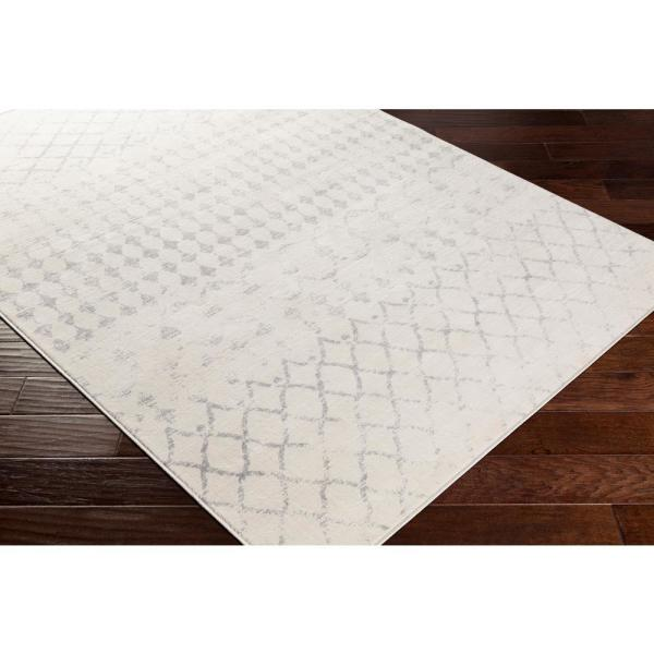Artistic Weavers Jimena Beige 7 Ft 10 In X 10 Ft Ikat Distressed Area Rug S00161021737 The Home Depot