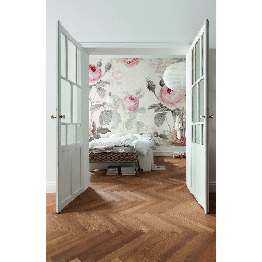 Komar 99 in H x 145 in W La Maison Wall Mural XXL4 034 The Home