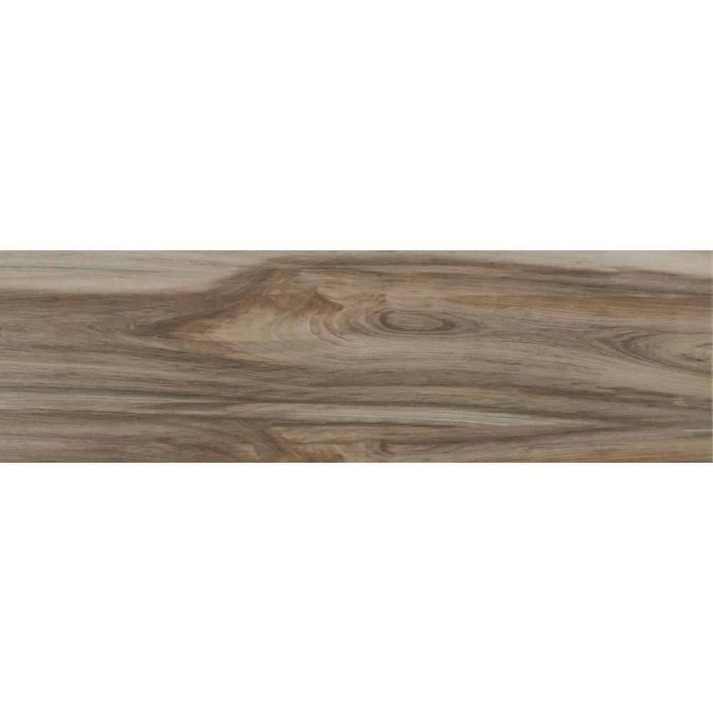 Msi Ansley Amber 8 In X 24 In Glazed Ceramic Floor And Wall Tile