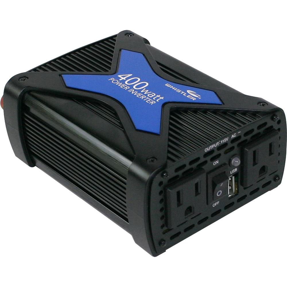 Whistler Pro-400-Watt Po-Watter Inverter