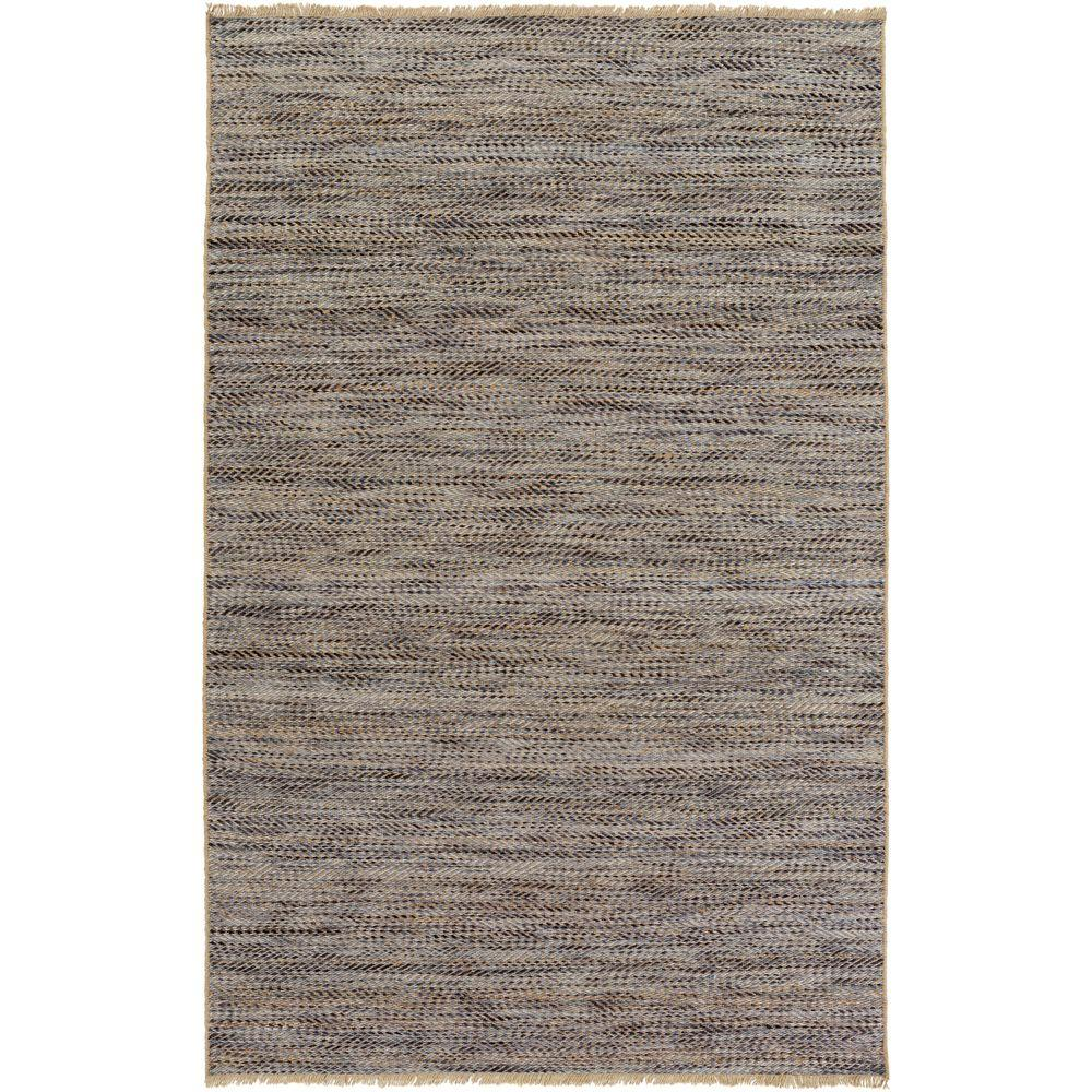 8 X 10 Blue Cotton Area Rugs The Home Depot