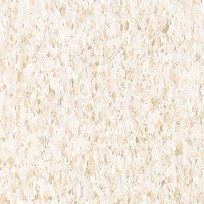 Imperial Texture VCT 12 in. x 12 in. Fortress White Standard Excelon Commercial Vinyl Tile (45 sq. ft. / case)