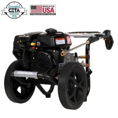 SIMPSON MegaShot MS60763 3100 PSI at 2.4 GPM KOHLER RH265 Cold Water Pressure Washer