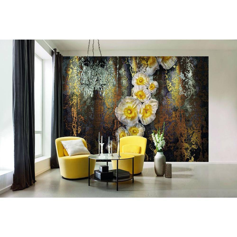 Komar 100 in H x 145 in W Serafina Wall Mural 8 963 The Home Depot