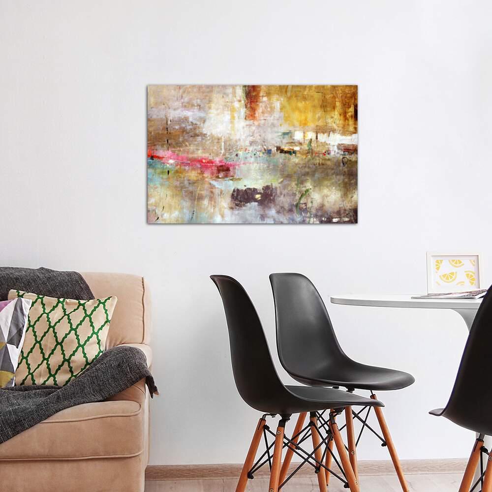 Icanvas Rain Clouds By Julian Spencer Canvas Wall Art Jsr18 1pc6 60x40 The Home Depot
