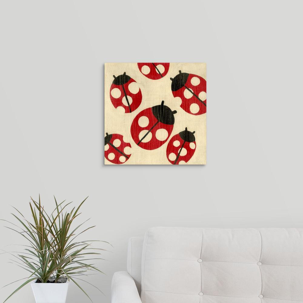 Bugs & Butterflies - Special Values - Canvas Art - Wall Art - The ...