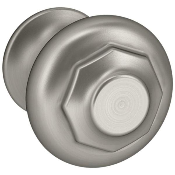 Artifacts 1.1875 in. Vibrant Brushed Nickel Cabinet Knob