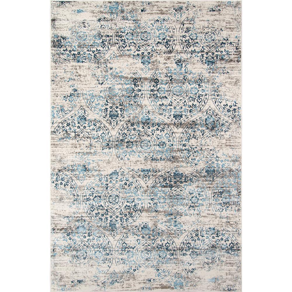 Juliet Blue 3 ft. 3 in. x 5 ft. Indoor Area Rug
