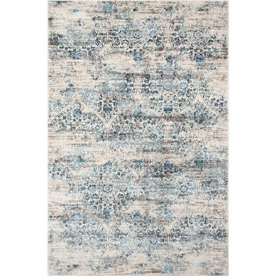 Juliet Blue 8 ft. x 10 ft. Indoor Area Rug