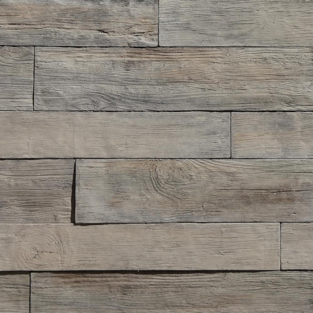 Koni Woodstone Birch 35 50 In X 8 In Manufactured Stone Panel 8 40 Sq Ft Flats