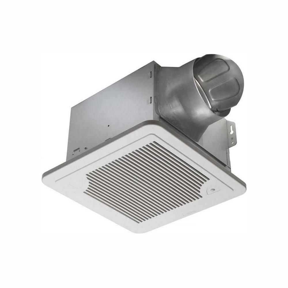 Delta Breez Smart Series 130 CFM Ceiling Bathroom Exhaust Fan with Motion Sensor and Timer Delay, ENERGY STAR