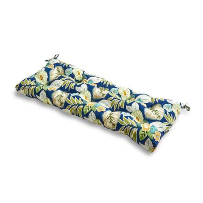 Marlow Floral Rectangle Outdoor Bench Cushion