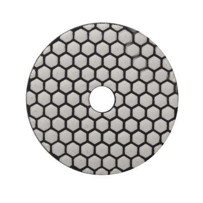 4 in. 1500 Grit Resin Dry Polishing Pad