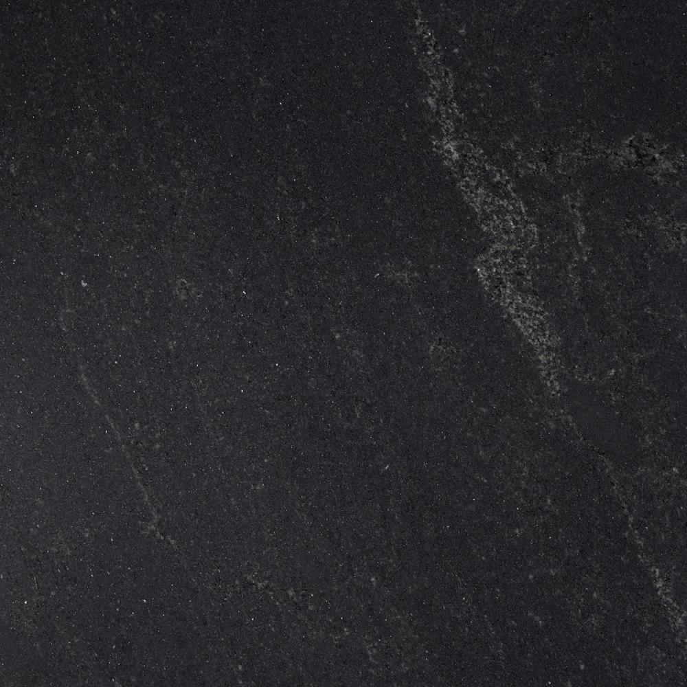 Stonemark 3 In X 3 In Granite Countertop Sample In Black Mist
