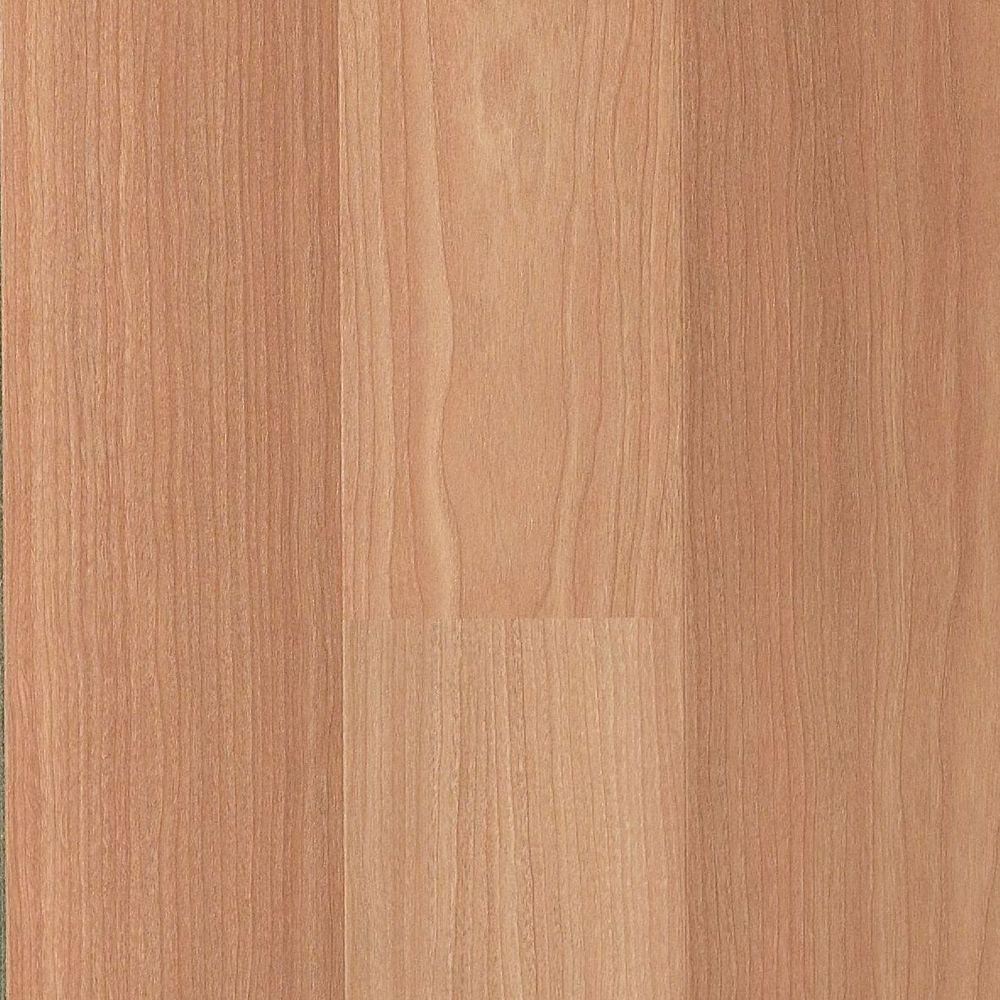 Innovations Light Cherry Block 8 mm Thick x 11-2/5 in. Wide x 46-1/2 in. Length Click Lock Laminate Flooring (18.49 sq. ft. / case)