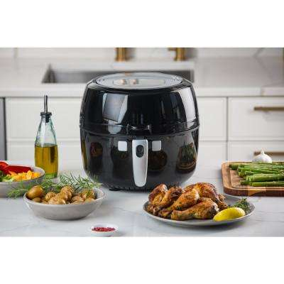 Cyclone Rotating Digital Air Fryer (7 Qt./1350-Watt)